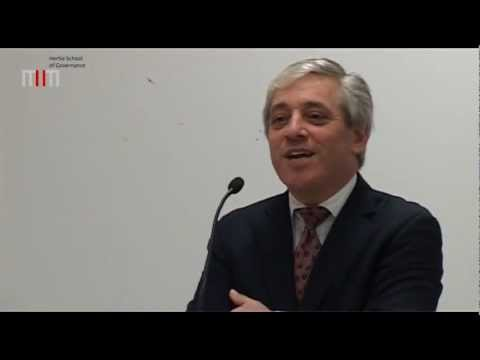 Q&A with Rt. Hon John Bercow MP, Speaker of the House of Commons