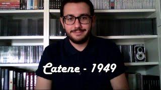 #20 Catene - 1949 di Raffaello Matarazzo con Amedeo Nazzari e Yvonne Sanson
