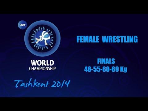 LIVE FW Tashkent 10.09.2014 - World Championship 2014