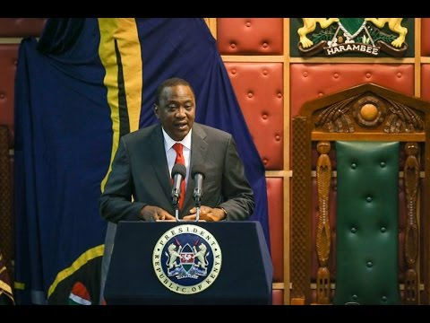 Uhuru upbeat on economy after 3 years in power