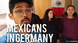 DAAD exchange scholarship- MEXICAN STUDENTS EXPERIENCE, GERMANY