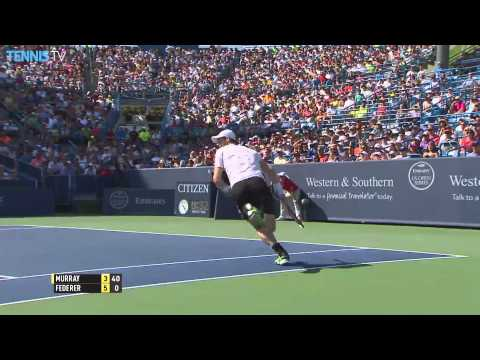 2015 Western & Southern Open Cincinnati - ATP Semi-Final Highlights