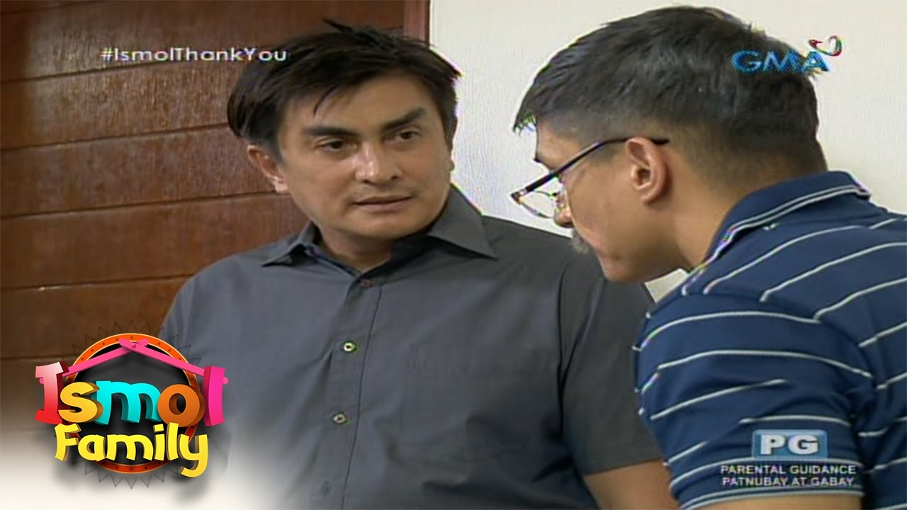 Ismol Family: Father and son struggles