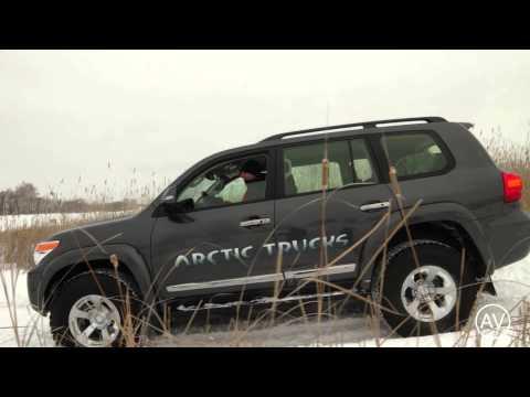 Hilux Arctic Trucks