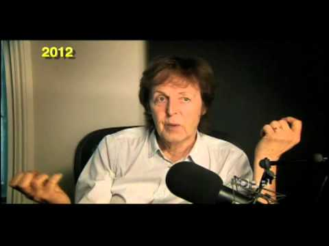Paul McCartney Has Become the Dana Carvey Impression of Himself