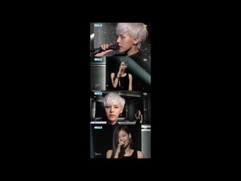 [1 HOUR LOOP] G-Dragon 지드래곤 - 블랙 BLACK Ft. 블랙핑크 제니 Blackpink Jennie