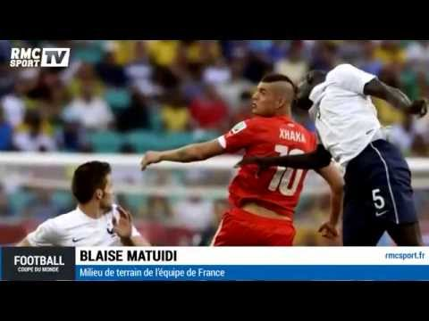 "Football / Matuidi : ""Ne pas s'arrter là"" 20/06"