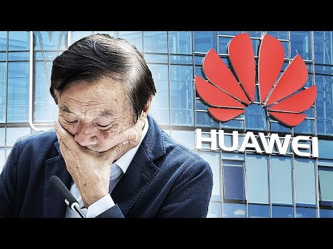 What39s Going On With Huawei?
