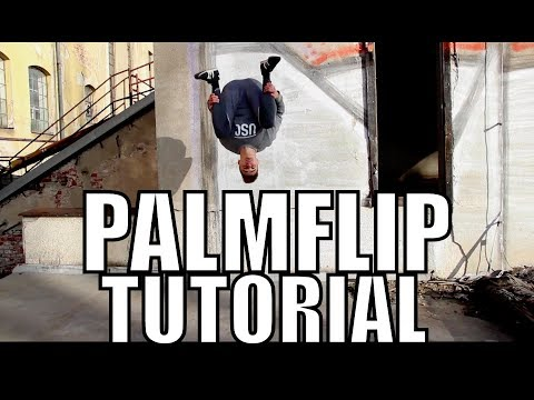 PARKOUR TUTORIAL | PALMFLIP