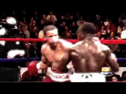 BRUTAL KNOCKOUTS !!!! 2011 (ktfo Tv 5) JERMZ the Rapper  / JERMZ Boxing