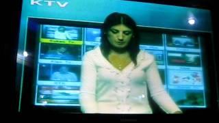 kukes TV  flash infos du 22 juillet 2011