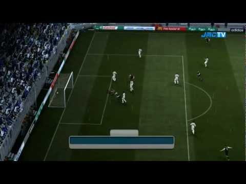 FIFA 12 - RTWC Japan 2012 - Honduras vs. USA