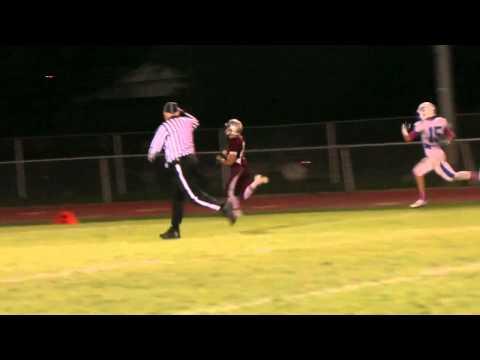 Football - Southgate Anderson vs. Carlson