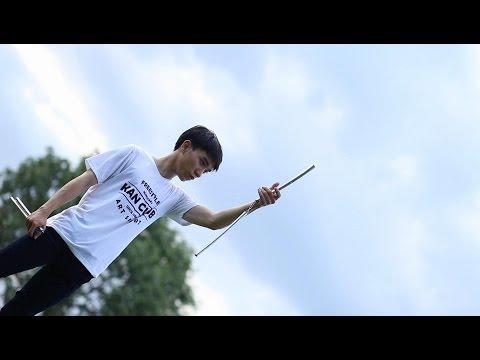KAN Team 2016 | Freestyle nunchaku | Nghệ thuật côn nhị khúc | Нунчаку |쌍절곤 |雙截棍 | ヌンチャク