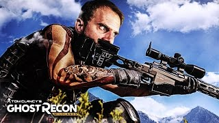 This Game is HUGE (Ghost Recon Wildlands)