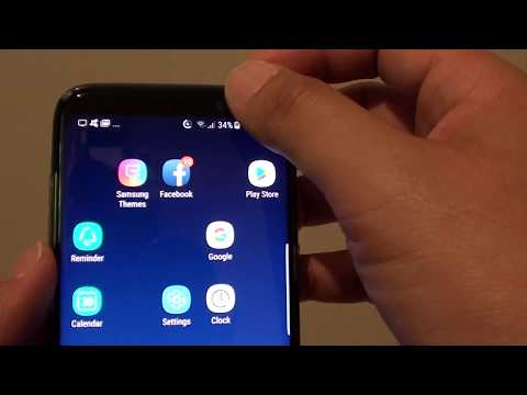 Samsung Galaxy S8: How to Enable / Disable Auto Update of Security Policy Updates