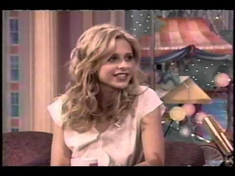 2002 05 15 Rosie Sarah Michelle Gellar Scooby Cast Part 1