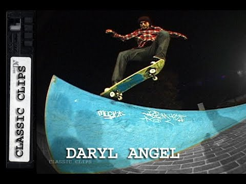 Daryl Angel Skateboarding Classic Clips #271 by Carson Lee