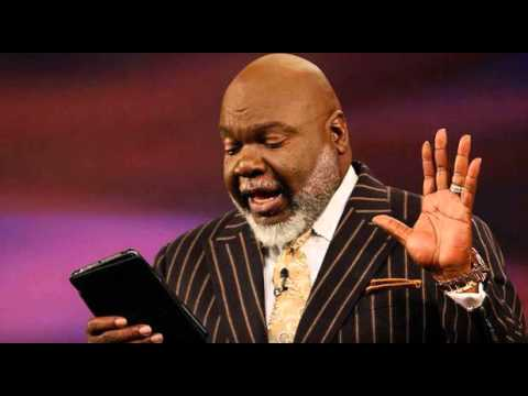 Pastor td jakes- when evil works for god louhewcom