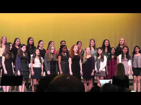 "Trinity School Owls sing ""Blackbird"""