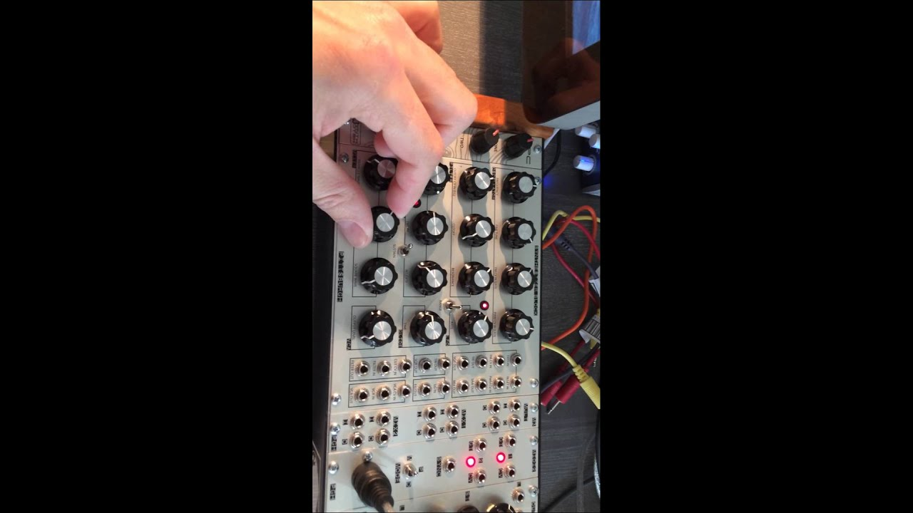 Ableton Live 9 Sequencing Pittsburgh Modular Cell 48 System 1 ...
