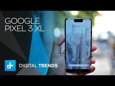 Google Pixel 3 XL - Hands On Review