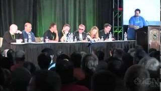 Timothy Dabado (343 Guilty Spark) Halo Fest, Voices