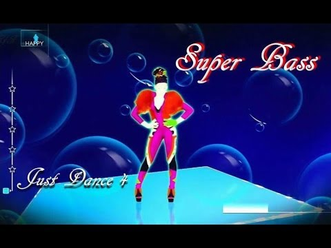 Just Dance 4 - Super Bass - 5 Stars