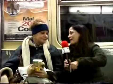 nyc subway etiquette