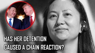 Huawei CFO Meng Wanzhou Detained in Canada on US Orders