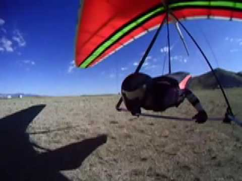 Hang gliding 7.27.09 South Side Video