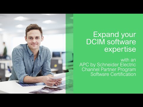 APC by Schneider Electric Software Channel Partner Certification