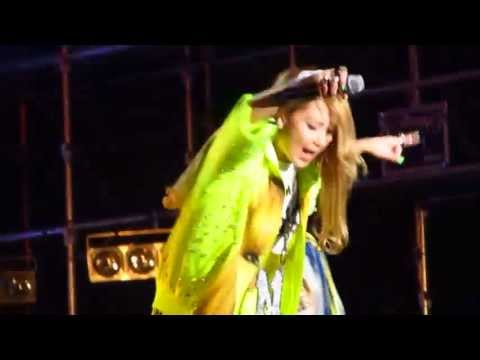 2NE1() - I Am The Best(  ) at Snoop Dogg Live in Korea