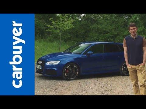 Audi RS3 Sportback hot hatch - Carbuyer