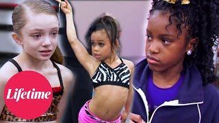 NEW FACES, FRUSTRATIONS, AND FAVORITES: Part 1 - Dance Moms (Flashback Compilation) | Lifetime