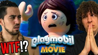 LEGO Movie? Nein. PLAYMOBIL MOVIE!!! | Jay & Arya