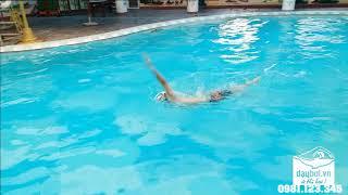 Bơi Hỗn Hợp Bướm Ngửa Ếch Sải - Trung Tâm Dạy Học Bơi Hà Nội
