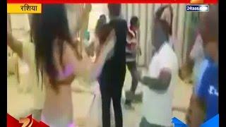 Marathi Women Hot Desi Dance VIRAL   बघा...मराठी बाईचा लग्नात हॉट डान्स   व्हिडीओ कॅमेऱ्यात कैद