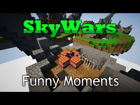 Hypixel SkyWars Funny Moments 1