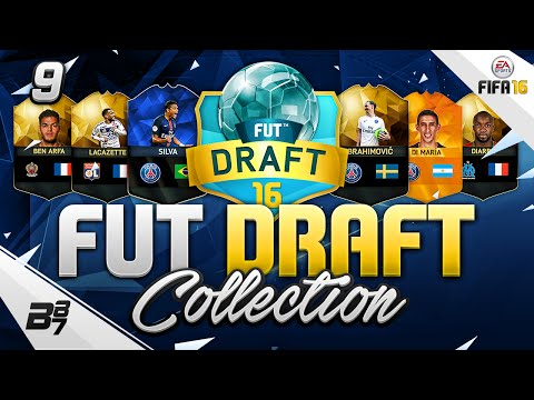 IBRA OVER RONALDO AND MESSI?! ! FUT DRAFT COLLECTION! #9 | FIFA 16