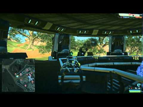 Planetside 2 HD | Infiltrator Gameplay Compilation