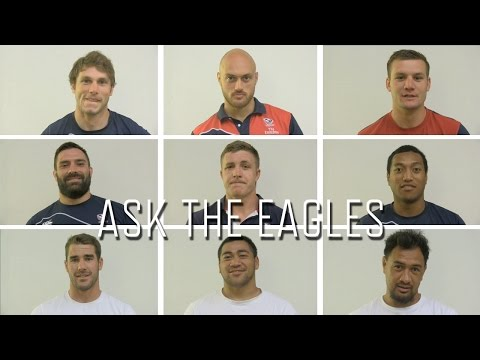 Ask the Eagles - Blooper Reel