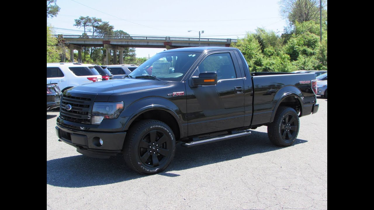 F 150 Tremor >> 2014 Ford F-150 FX4 Tremor Start Up, Exhaust, and In Depth Review - YouTube
