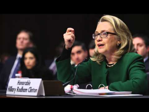 Hillary Clinton On The Benghazi Attack