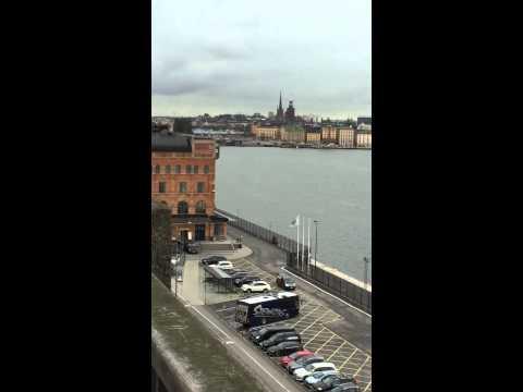 Fjallgatan in Stockholm