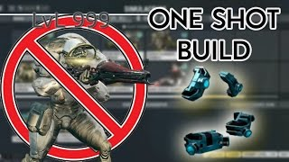 Warframe - Prisma Obex ONE SHOT Build! for ENDGAME (Lvl 40-169) 0 FORMA!
