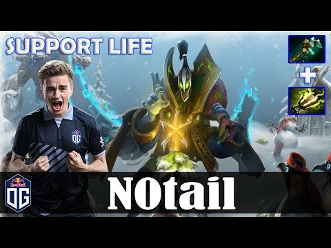 N0tail - Rubick Roaming | SUPPORT LIFE | Dota 2 Pro MMR Gameplay