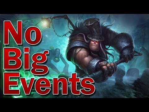 Ask Riot - No More Big Events
