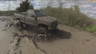 Stirling MudFest 2005 5.7L jeep cherokee