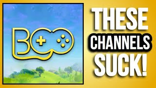 Meet Fortnite Clip Channels (They're Horrible)
